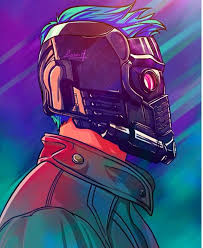 Thecomicninja Starlord By Lucas Mendonca