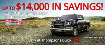 Thompsons Buick GMC | Family-Owned Sacramento Buick GMC Dealer Hj Auto Group Rosemead San Gabriel Ca New Used Cars Trucks Ford Dealer In Diego Kearny Pearson Preowned Suvs For Sale Oakland Tow Car Carriers Wreckers Rollback Enterprise Sales Certified Home Central California Trailer Ss 845 Sckton Reach Santa Ana Coronado Equipment For Bakersfield 93304 Planet Superstore 2010 Intertional Van Box In Contact Indio