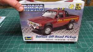 Revell 1/24 Datsun Off-Road Pickup Truck Model Kit Review - YouTube Amt Model Kit 125 White Freightliner Single Drive Tractor Ebay Italeri 124 3859 Freightliner Flc Model Truck Kit From Kh Kits On Twitter Your Scale From Swen Willer Dutch Truck Euro 6 Cversion Kit An Trucks Ctm Czech Sro Intertional Lonestar Czech Truck Car Amazoncom Diamond Reo Toys Games Tyrone Malone Super Boss Kenworth 930 New 135 Armor Amt Autocar Box Ford Aero Max Models Pinterest And Car Chevy Carviewsandreleasedatecom