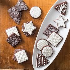 Easy Holiday Cocoa Sugar Cookies