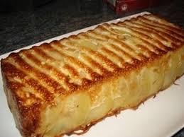 recette de gâteau de pommes de terre la recette facile