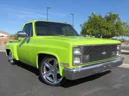 100 1983 Chevrolet Truck C10 Canyon State Classics