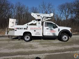 100 Rent A Bucket Truck SST40 EIH Insulated Bucket Truck 2017 Ford F550 Diesel