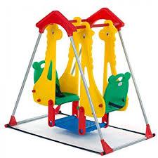 des jeux siege baby vivo aire de jeux balançoire pour enfants extérieur et à l