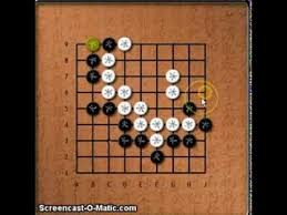 9x9 Beginners Go Weiqi Baduk Game