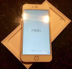 Afghanistan For Sale Brand New Original Apple iPhone 6 plus