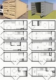 100 Shipping Container Plans Free Home For Home