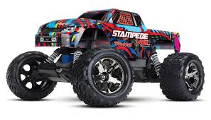 Traxxas Stampede VXL 1/10 Truck RTR 2WD W/Battery And Charger ... Review Proline Promt Monster Truck Big Squid Rc Car And Traxxas Stampede Xl5 2wd Lee Martin Racing Lmrrccom Amazoncom 360641 110 Skully Rtr Tq 24 Ghz Vehicle Front Bastion Bumper By Tbone Pink Brushed W Model Readytorun With Id 4x4 Vxl Brushless Rc Truck In Notting Hill Wbattery Charger Ripit Trucks Fancing 4x4 24ghz 670541 Extreme Hobbies Black Tra360541blk Bodied We Just Gave Away Action