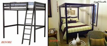 TRIQDEM Canopy Bed IKEA Hackers