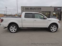 2011 Used Ford F-150 Lariat Limited W/ Navigation & Backup Camera At ...
