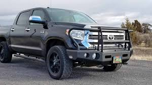 2014 - 2018 Toyota Tundra - Buckstop Truckware 2016 Toyota Tundra Vs Nissan Titan Pickup Truck Accsories 2007 Crewmax Trd 5 7 Jive Up While Jaunting 2014 Accsories For Winter 2012 Grade 5tfdw5f11cx216500 Lakeside Off Road For Canopy Esp Labor Day Sale Tundratalknet Clear Chrome Led Headlights 1417 Recon Karl Malone Youtube 08 Belle Toyota Viking Offroad Shop Puretundracom