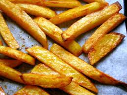 maison au four frites au four maison mon cuisinier