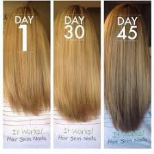 It Works Hair Skin And Nails On