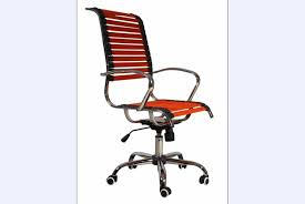furniture red flat bungee office rolling chair with arms why