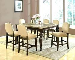 Dining Room Table Sets Counter Height Chairs High Set