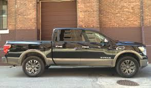 Review: 2017 Nissan TITAN Platinum Reserve 4×4   Hooniverse Five Things We Learned About The Nissan Titan Xd 62017 Crew Cab And Recalled For Used 2017 Nissan Titan Sv Truck Sale In West Palm Fl 2016 56l 4x4 Test Review Car Driver Review Nissans Gas V8 Has A Few Advantages Over Tow Warrior Concept Usa New 2018 San Antonio Question Of The Day Can Sell 1000 Titans Annually Vs Autoguidecom Edmton Sale Near Indianapolis In Dorsett