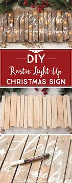 28 Gorgeous Rustic DIY Christmas Decor Ideas To Bring A Festive Feel Your Home