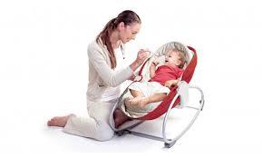 transat rocker napper 3 en 1 equipement pour bébé