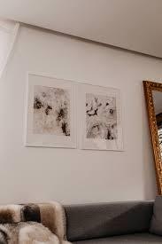 wandgestaltung mit bildern meine ideen für küche und