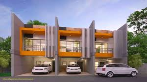 100 Modern Townhouse Designs Design In Philippines DaddyGifcom