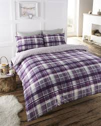 Bed Cover Sets by 100 Brushed Cotton Flannelette Thermal Winter Hygge Christmas