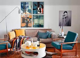 typoart wohnzimmer grafik illustration malerei rainer m