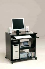 bureau angle noir ikea bureau ordinateur medium size of grand bureau noir cm presto x