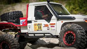 RC Scale Off Road 4x4 - Tuff Truck Challenge LC70 - YouTube