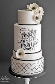 Best 25 Black wedding cakes ideas on Pinterest