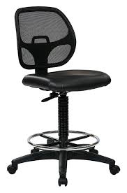 Office Star Chairs Amazon by Amazon Com Office Star Deluxe Mesh Back Drafting Chair With 20