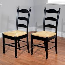 Tall Ladder Back Chairs With Rush Seats by Ladder Back Chairs U2013 Helpformycredit Com