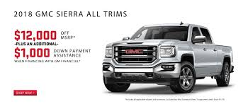 100 Gmc Truck Incentives Bergstrom Buick GMC Dealerships In Wisconsin