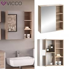 vicco spiegelschrank senyo