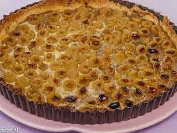 dessert aux raisins frais recettes de tarte aux raisins