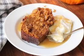 Muirhead Pecan Pumpkin Butter Bread by Pumpkin Pecan Coffee Cake From Williams Sonoma Via Talk Of The