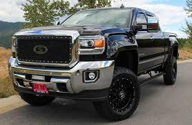 Custom GMC Trucks - Dave Smith Custom