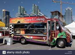 New Orleans Cuisine & Catering Food Truck In Front Of San Diego's ...