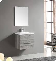 Contemporary Bath Vanities Wall Mounted Bathroom Astonishing