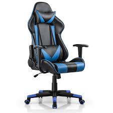 Gaming Chair 180 Degree Lying Chairs Racing Chairs Ergonomic Chair  Executive Chairs Home Office Chairs Computer Chairs Black/Blue/Gray/Red Dxracer Rw106 Racing Series Gaming Chair White Ohrw106nwca Ofm Essentials Style Faux Leather Highback New Padding Ueblack Item 725999 Ascari Ai01 Black Office Official Website Pc Game Big And Tall Synthetic Gaming Chair Computer Best Budget Chairs Rlgear Shield Chairs Top Quality For U Dxracereu Details About Video High Back Ergonomic Recliner Desk Seat Footrest Openwheeler Simulator Driving Simulator Costway Wlumbar Support