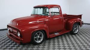 1956 FORD F100 RED - YouTube