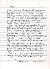 I Love You Letter For Her The Best Letter Sample