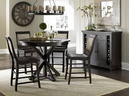 5 Piece Counter Height Dining Room Sets by Pleasing 80 Black Counter Height Dining Room Set Design