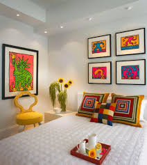 Master Bedroom Design Vivid Colorful Inspiration Ideas Modern