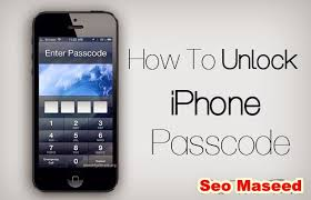 How to Unlock iPhone Passcode iPhone 6 6 plus 5 5c 5s and 4