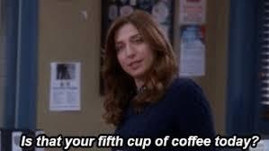 Coffee Drinking GIF