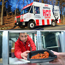 100 Food Trucks In Nashville ArrayKFC Hot Chicken Tour Coming To A Near You