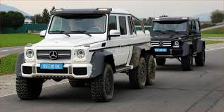 Unique Mercedes G Wagon We Otomotive Info