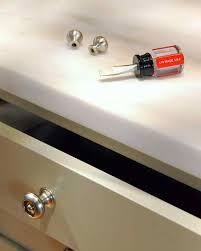 Dresser Hardware Knobs Home Depot by Updating Cabinet Hardware U0026 Video Martha Stewart