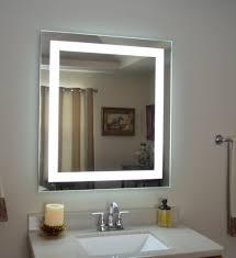 Ikea Bathroom Mirror Lights by Bathrooms Design Led Bathroom Mirrors Lighted Makeup Mirror