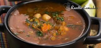 cuisine marocaine harira recette harira marocaine soupe pour ramadan